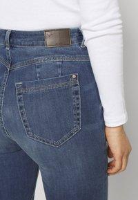 Marks & Spencer London - Straight leg jeans - light-blue denim - 5