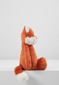 Jellycat - BASHFUL FOX CUB MEDIUM - Plyšák - orange - 4