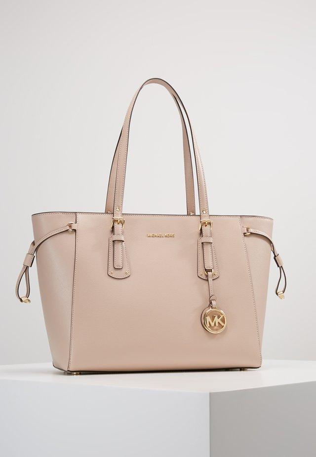 VOYAGER  - Tote bag - soft pink