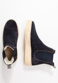GANT - MARIA - Classic ankle boots - dark blue - 3