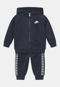Nike Sportswear - REPEAT SET - Training jacket - obsidian - 0
