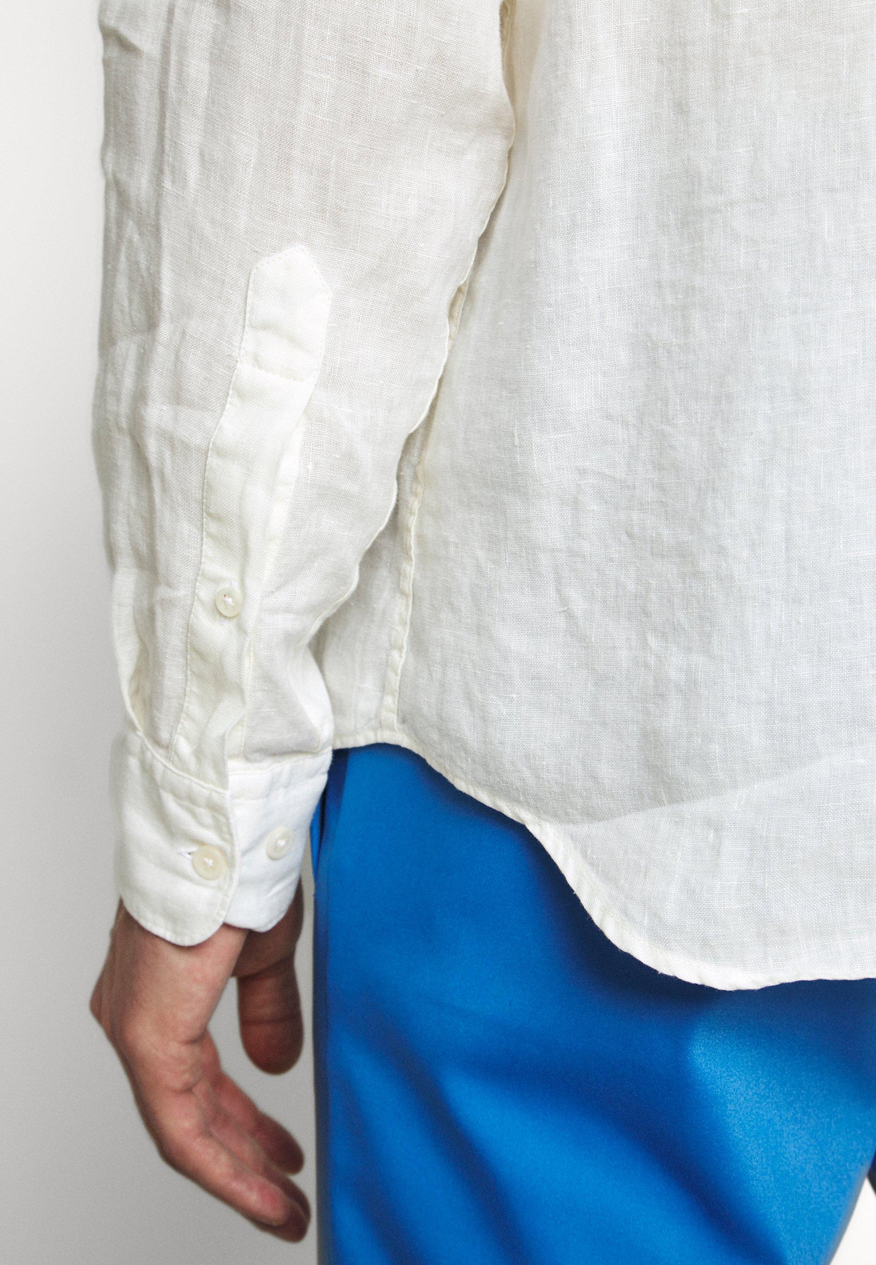J.lindeberg Fredrik - Koszula Cloud White