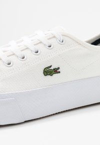 Lacoste - ZIANE PLUS GRAND 120 2CFA - Tenisky - white/navy - 2