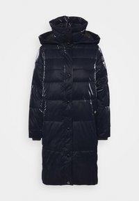 Guess - REGINA LONG JACKET - Winter coat - blue navy - 4