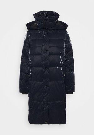 REGINA LONG JACKET - Zimní kabát - blue navy