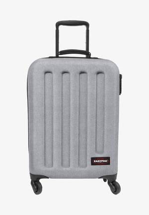 TRANZSHELL S CORE COLORS REISEGEPÄCK - Wheeled suitcase - sunday grey