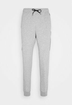 Tracksuit bottoms - medium grey heather