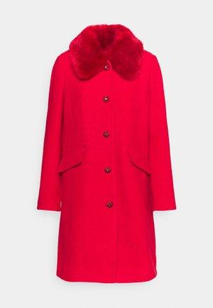 JEWEL COAT - Classic coat - crimson