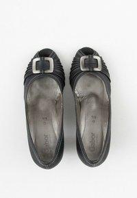 Gabor Comfort - Peeptoes - black - 1