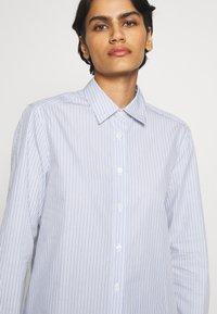 Filippa K - JANE  - Button-down blouse - blue heaven/white - 6