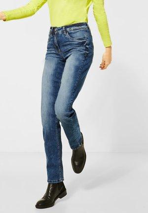 AUTHENTIC  - Slim fit jeans - blau