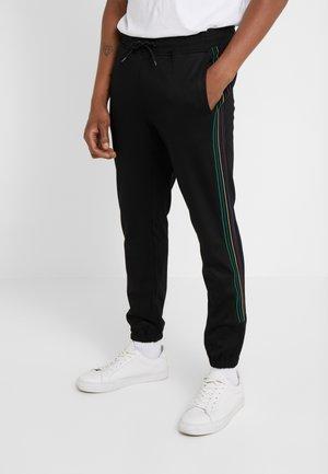 TRACK - Pantaloni sportivi - black