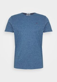 ESSENTIAL JASPE TEE - T-shirts basic - audacious blue