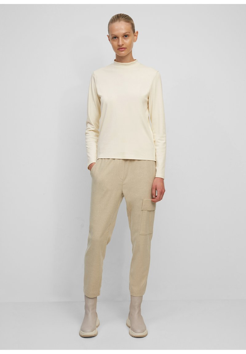Marc O'Polo - Long sleeved top - chalky sand