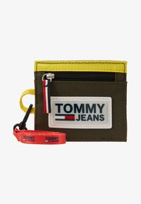 Tommy Jeans - URBAN VARSITY HOLDER - Portefeuille - multi-coloured - 1