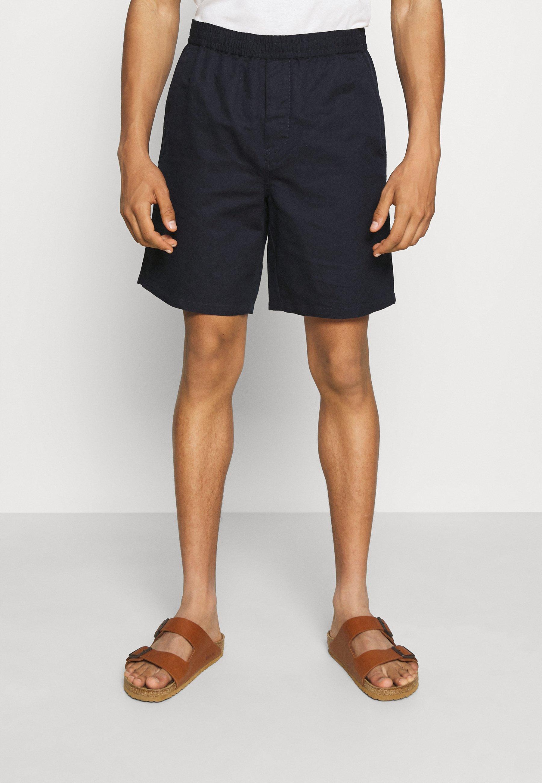 Homme LINEN SHORTS - Short