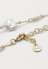 SNÖ of Sweden - SHAPE PEARL - Bracelet - gold-coloured/white - 1