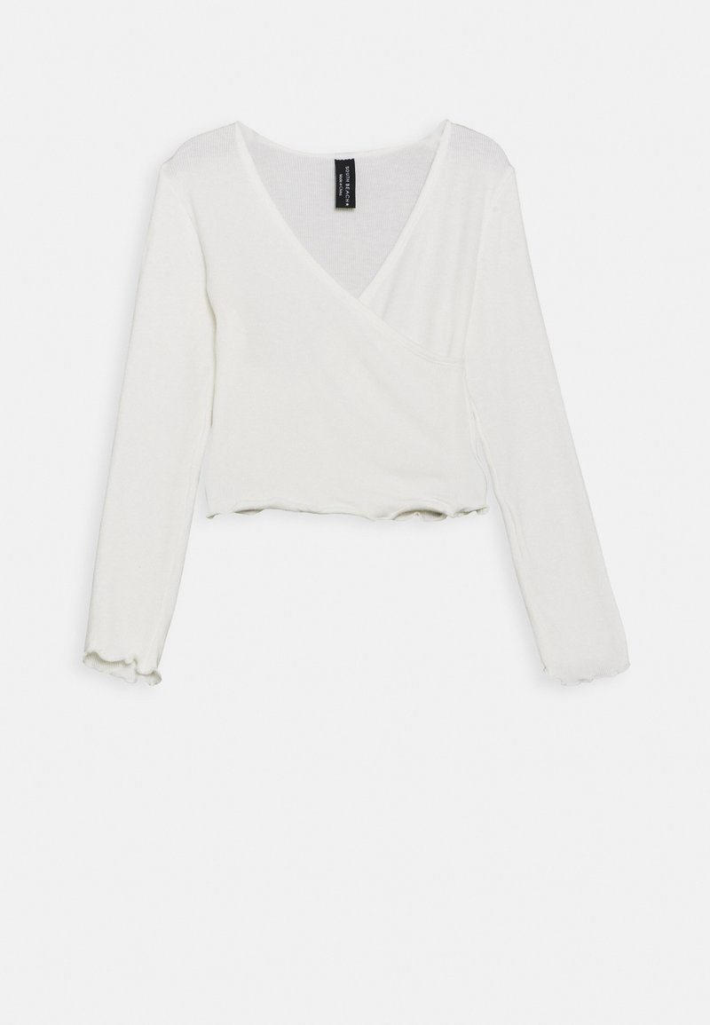 South Beach - BALLET  - Long sleeved top - birch