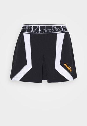 SKORT - Sportovní sukně - black