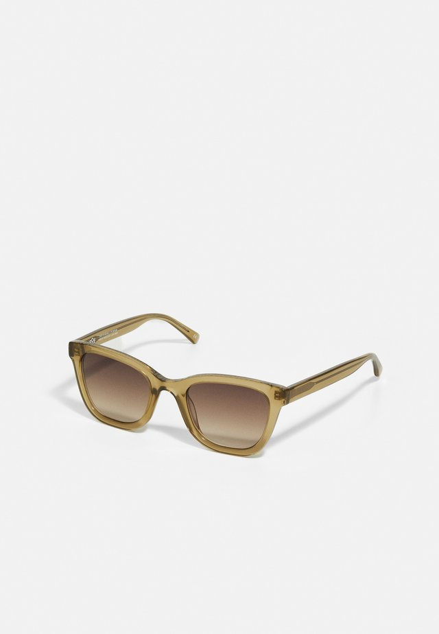 VARS - Sunglasses - forest/brown