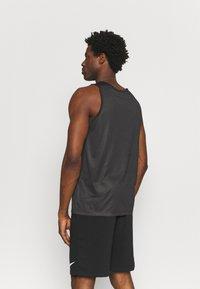 Nike Performance - TANK - Top - black - 2