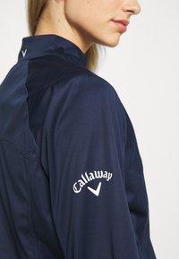 Callaway - Soft shell jacket - peacoat - 5