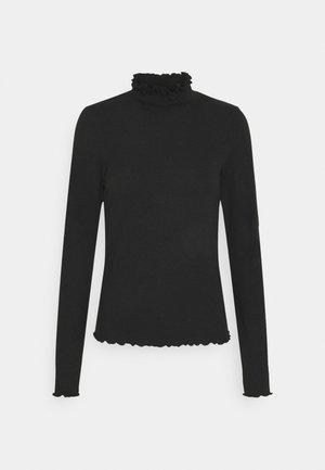 VMGLADYS HIGHNECK  - Langarmshirt - black