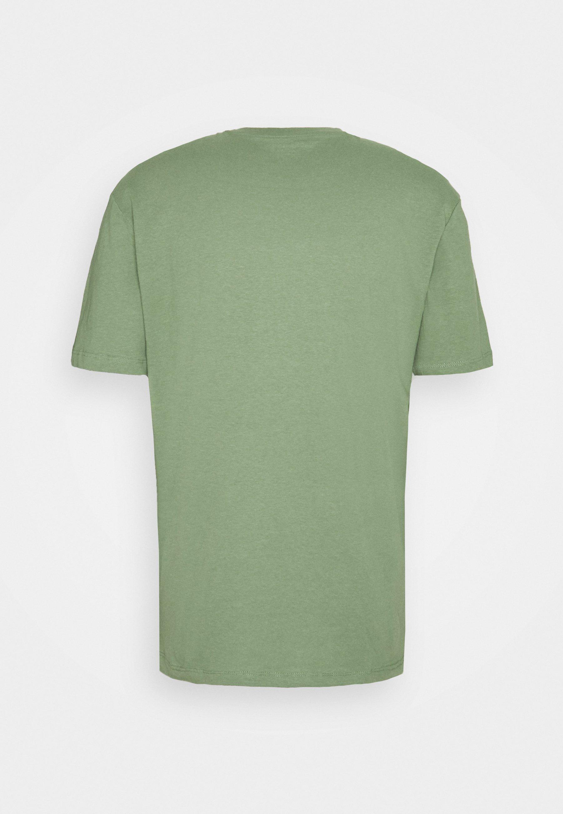 Hombre JORSHADDOW TEE CREW NECK - Camiseta estampada