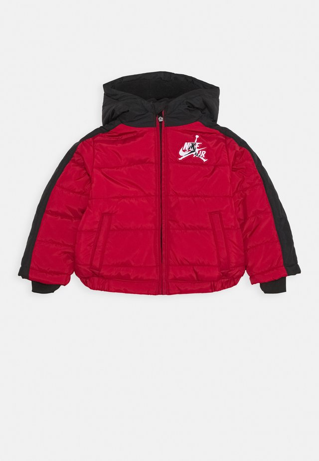 JUMPMAN CLASSIC PUFFER UNISEX - Veste d'hiver - gym red