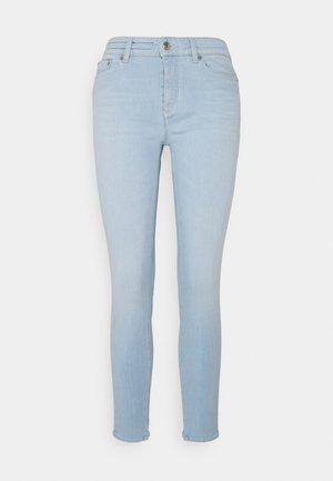 NEED - Skinny džíny - light-blue denim