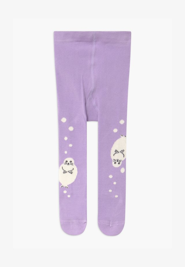 SWIMMING NUNU BABY UNISEX - Tights - purple