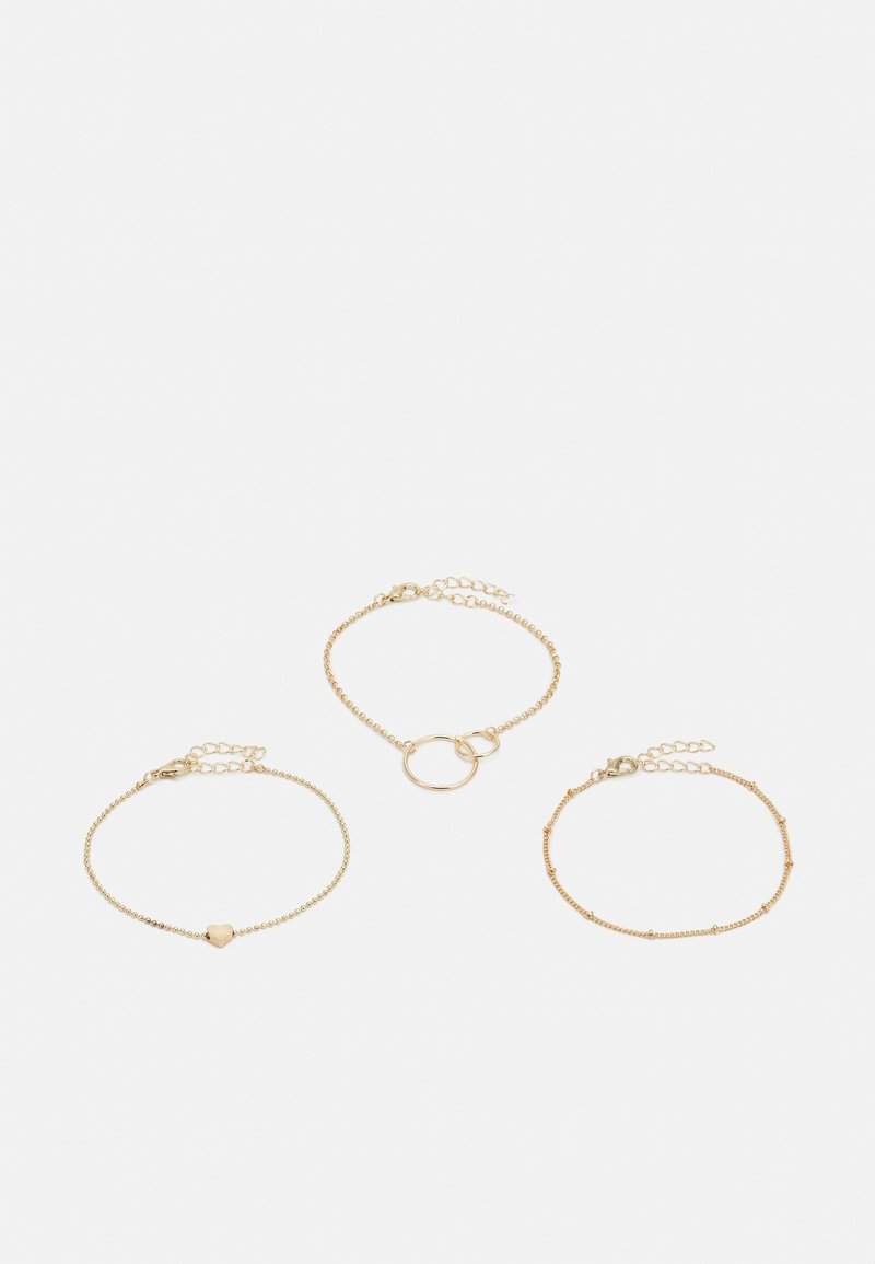 ONLY - ONLMARLY  BRACELET 3 PACK - Bracelet - gold-coloured