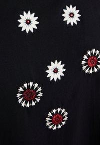 Desigual - CORDOBA - Denní šaty - black - 6