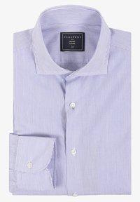 Scalpers - Formal shirt - blue stripes - 1
