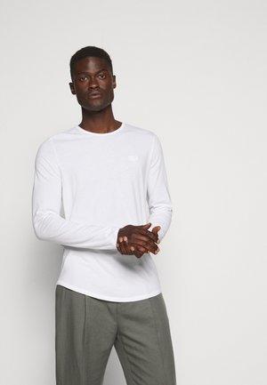 CHARLES - Maglietta a manica lunga - white