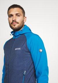 Regatta - AREC  - Soft shell jacket - blue/dark blue - 4