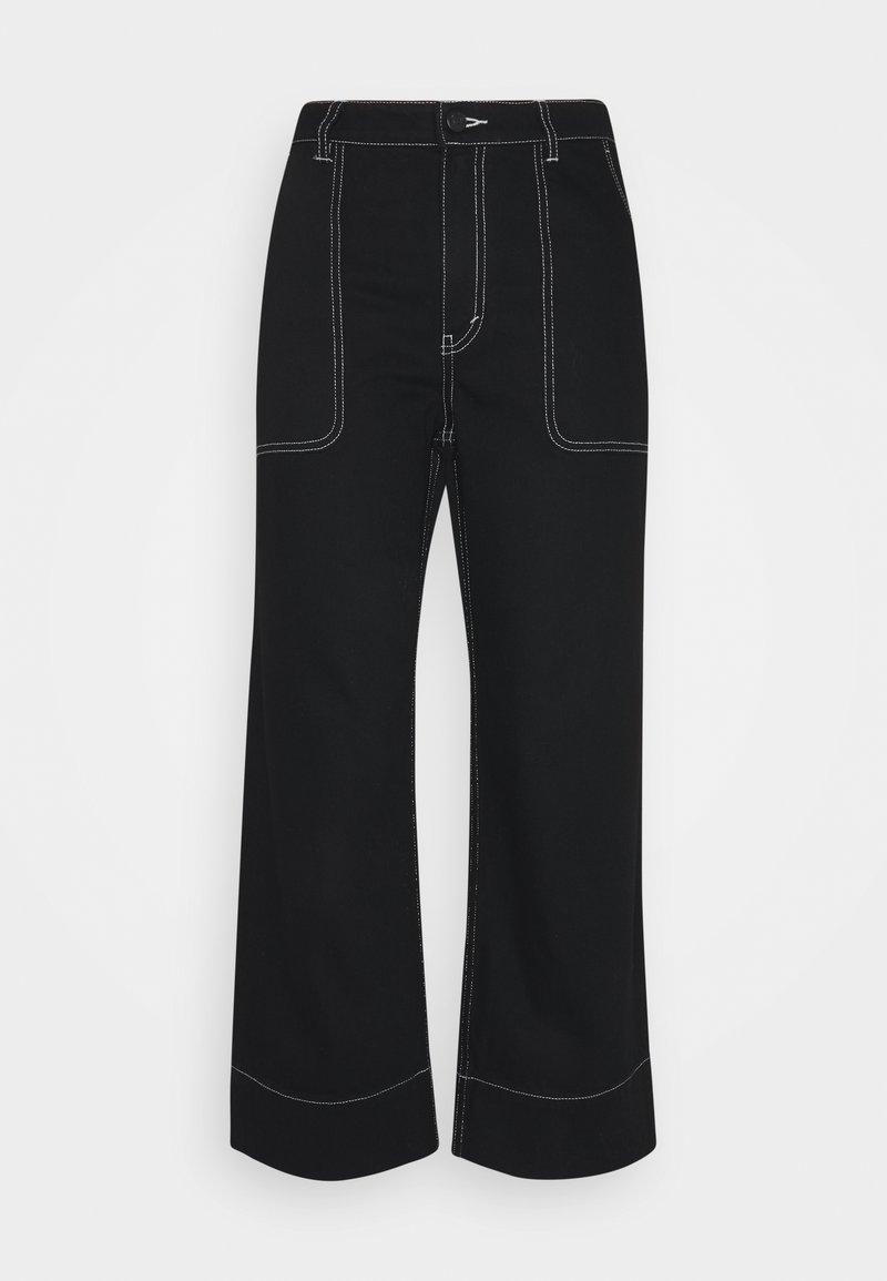 Monki - NEW RIO  - Jeans relaxed fit - black dark
