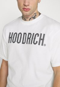 Hoodrich - CORE - Print T-shirt - off white - 4
