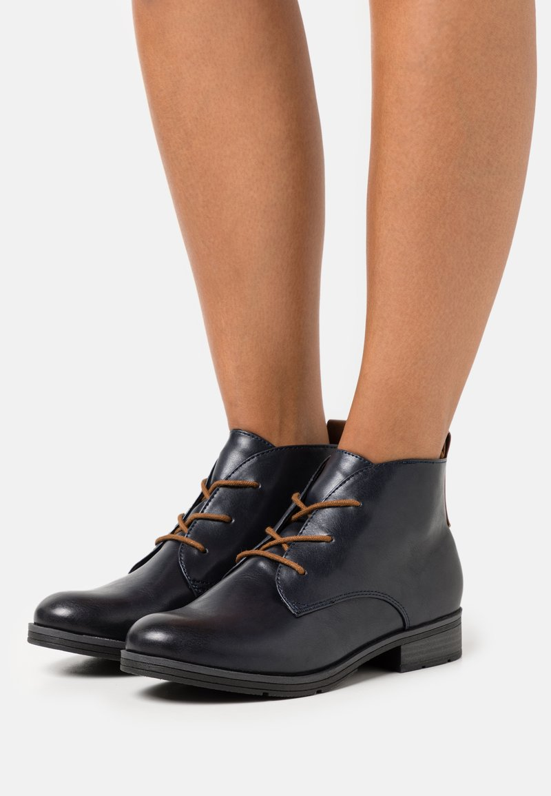 Jana - Ankle boots - navy