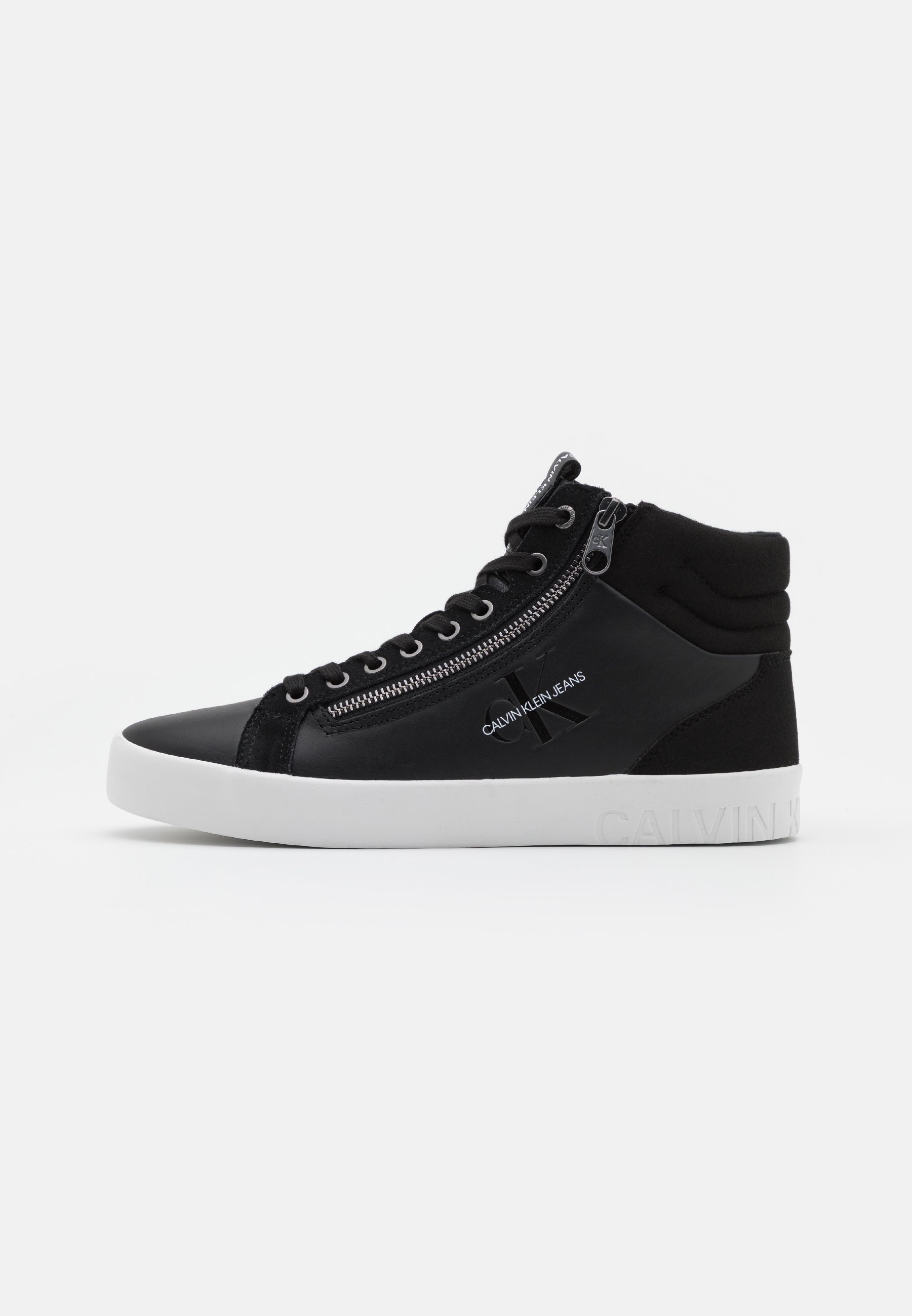 Men MID LACE UP - High-top trainers