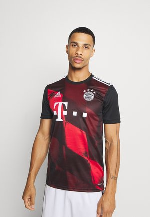 FC BAYERN MUENCHEN AEROREADY FOOTBALL - Club wear - black