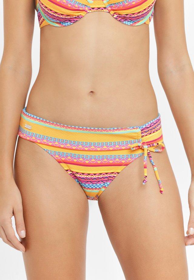 MIT UMSCHLAGBUND - Bas de bikini - light pink