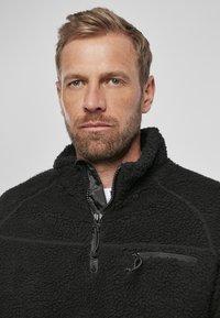 Brandit - Fleece jumper - black - 5