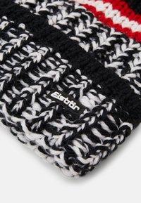 Eisbär - FLOG POMPON - Mütze - schwarz/weiß/bunt - 3