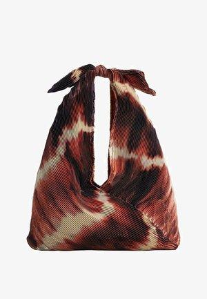 Handbag - weinrot
