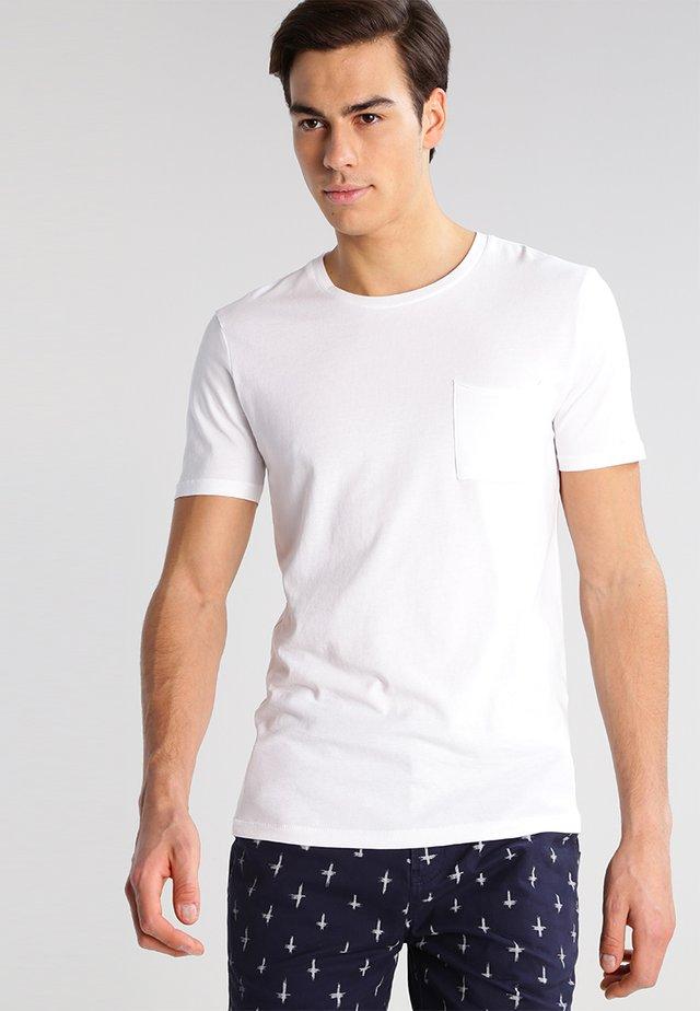 NOWA - T-shirts basic - white