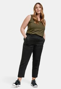 Samoon - Trousers - black - 1