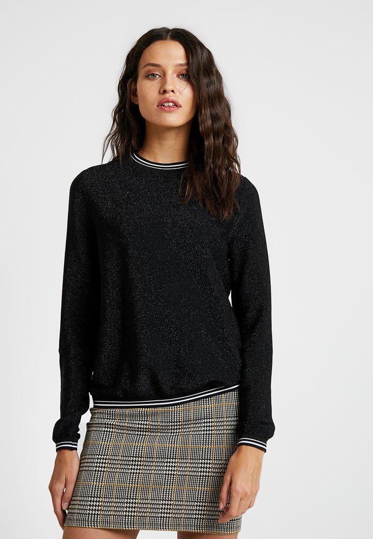KIOMI - Long sleeved top - black