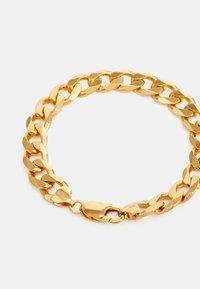 Hermina Athens - ANCHOR BRACELET - Bracelet - gold-coloured - 3