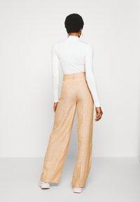 Pepe Jeans - DALI - Pantalones - tan - 2